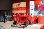 nouvelle Ferrari sera présentée janvier