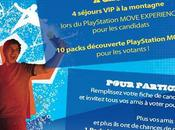 PlayStation Move Expérience 2011 l'assaut pistes