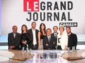 Grand Journal Canal Plus invités lundi avec surprise pour fans foot