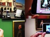 réalité augmentée entrait dans Musées