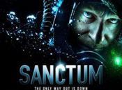 Sanctum nouveau film James Cameron spot américain