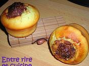 Petits gâteaux yaourt coeur Ferrero