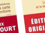 Houellebecq ongles Carte territoire Lévy