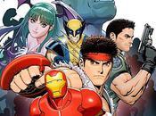 Marvel Capcom Fate Wolrd vidéo