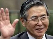 Pérou: l'ancien président Fujimori tire ficelles