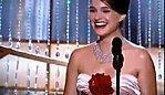 rire Natalie Portman Golden globe Looney Tunes parodie