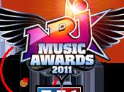 Joyce JONATHAN primée MUSIC AWARDS 2011