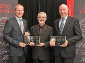 "projet Gendarmerie Royale Canadienne reçoit trophée ""Innovation Excellence"""