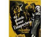 plomb pour l'inspecteur (1954)