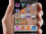 iPhone transparent. prochaine génération téléphones cellulaires