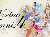 Virtua Tennis finalement PS3, Xbox bande annonce