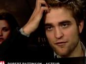 Interview Robert Pattinson canal (2009)
