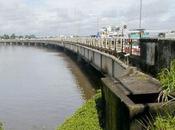 Construction pont Wouri lancement probable travaux octobre 2011