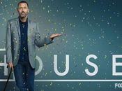 House saison seul Hugh Laurie signé