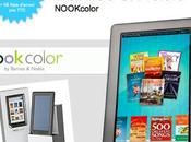 NookColor disponible 259€ Qoqa.fr