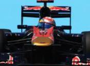 Toro Rosso Programme Essais