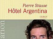"""Pierre Stasse """"Hôtel Argentina"""" Flammarion"""