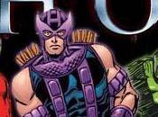 Oeil Faucon, Hulk l'Homme Fourmi dans Thor