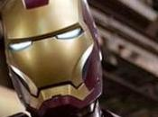 "Nouvelle photo d'armure pour ""Iron Man"""