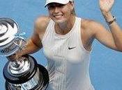 Sharapova remporte l'Open d'Australie