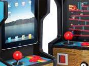 Jeux arcade façon Icade…
