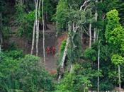 Pérou l'image secours Indiens isolés