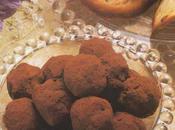 Truffes chocolat beurre cacahuètes
