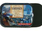 Sardines, sel, citron, hiver