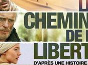 Chemins Liberte Peter Weir avec Harris, Sturgess, Saoirse Ronan Colin Farrell