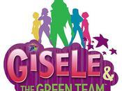 Gisele Green Team, série écolo pour ado…