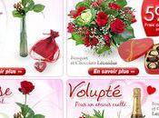 Fêter Valentin avec Interflora