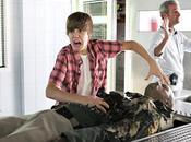 Justin Bieber dans Experts révélations personnage