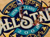 étoiles piste pour All-Star Game