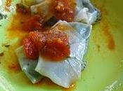 Tortellini gorgonzola, épinards noix