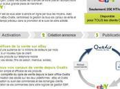 Vendre eBay avec Oxatis MarketPlace Manager