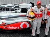 Présentation McLaren MP4-26