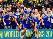 L'équipe France championnats monde handball 2011