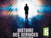 Histoire services secrets français