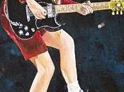 Angus Young portrait (Mes oeuvres N°3)