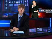 Justin Bieber nouveau présentateur DailyShow (Vidéo)