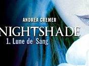 Nightshade, lune sang Andrea Cremer