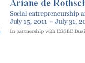Appel candidatures pour l'AdR Fellowship 2011