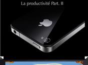 productivité iPhone iPad meilleures applications mobiles