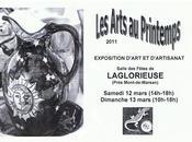 Exposition arts printemps 2011 dans landes