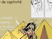 DESSIN PRESSE: Pendant temps otages...