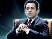 TRÔNE agaçant Nicolas Sarkozy