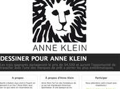 Concours graphisme 2011 dessiner pour marque Anne Klein