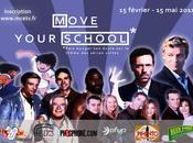 Move Your School, fais bouger école thème séries cultes