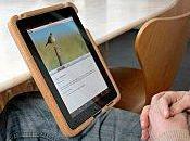 Green High Tech: coque d'iPad liège