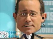 Cocaine Jean-Luc Delarue l'humour belge (VIDEO)